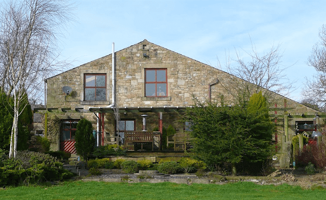 A detached house near Ilkley